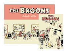 Broons Diary & Calendar 2021