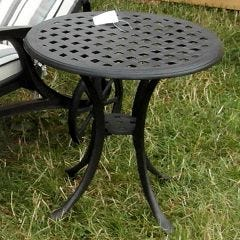 Broxden Bronze Side Table