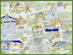 Fishing - Tim Bulmer Jigsaw Puzzle