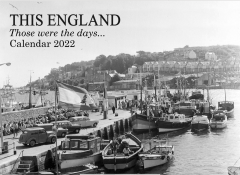 This England Those Were The Days Calendar 2022