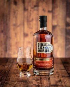 Indiana Bourbon 2015 Four Year Old Whiskey