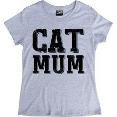 Cat Mum T-Shirt