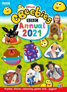 Cbeebies Annual 2021