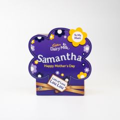 Personalised Cadbury Favourites Mother's Day Box -  Dairy Milk