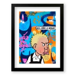 Cheeky Wullie Sleek Prints and Canvases