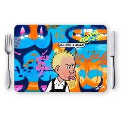 Cheeky Wullie Placemat