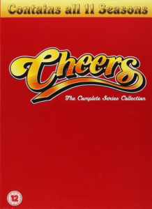 Cheers: The Complete Series Collection - 43 DVD Set
