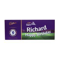 Cadbury 850g Licensed Football Bar - Chelsea
