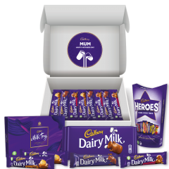 Cadbury Chocolate Lovers Hamper - Mother's Day