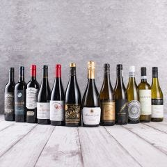 Christmas Mix Wine Gift (12 Bottles)