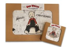 Oor Wullie Placemat & Coaster Set