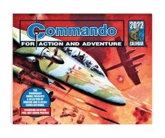 Commando Calendar 2022