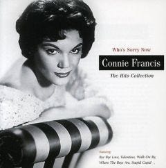 Connie Francis - The Hits Collection CD