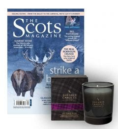 The Scots Magazine Subscription (Ae Fond Kiss Candle)