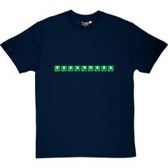 Cricket Umpires' Signals T-Shirt