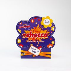 Personalised Mother's Day Cadbury Crunchie Favourites Box