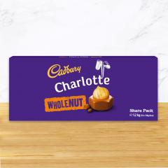 Personalised Cadbury Wholenut Share Pack
