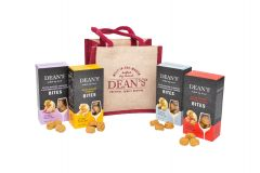 Dean's Cheese Bites Selection Hamper