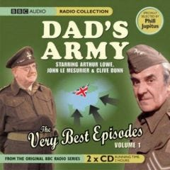 Dad's Army - The Very Best Episodes Volume 1 - Audiobook