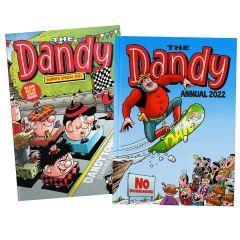 Dandy Annual & Dandy Summer Special