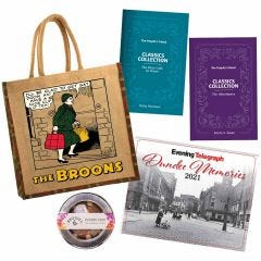 Dundee Fiction Pack and Calendar 2021