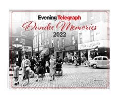 Dundee Memories Calendar 2022