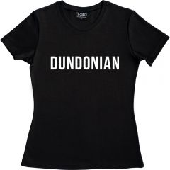 Dundonian Ladies T-shirt