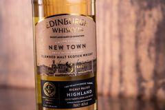 Edinburgh Whisky New Town Blend
