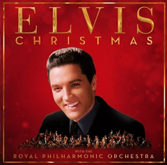 Elvis Presley with the Royal Philharmonic Orchestra - Christmas