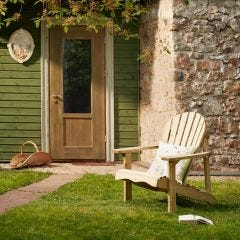 Evlo Adirondack Garden Armchair
