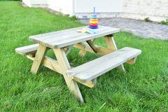 Evlo Kids Picnic Table