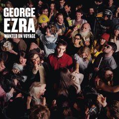 """George Ezra """"Wanted On Voyage"""" CD"""