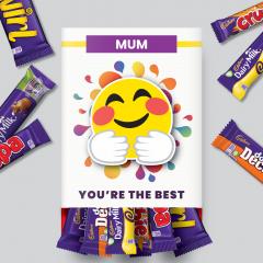 You're the Best Mixed Cadbury Favourites Box - Hug