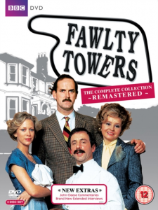 Fawlty Towers - The Complete Collection - 3 DVDs