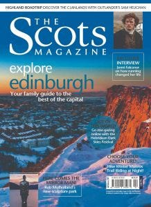 The Scots Magazine February 2021 issue