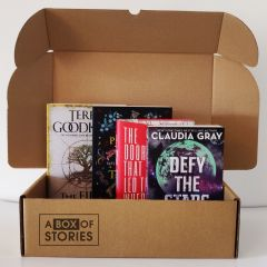 Fiction Box Book Subscription