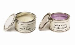 Fig & Wild Pear and Wild Rose & Rhubarb Candle