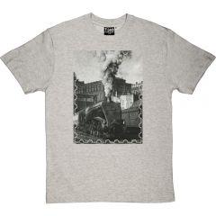 The Flying Scotsman Locomotive T-shirt
