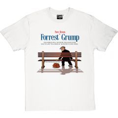 The Broons Forrest Grump T-shirt