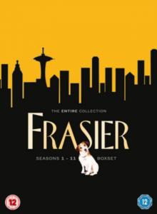 Frasier: The Complete Seasons 1-11 - 44-DVD Set