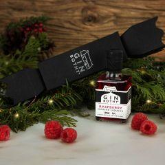 Gin Bothy Raspberry Liqueur Christmas Cracker