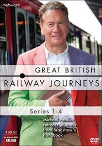 Great British Railway Journeys  Series 1-4
