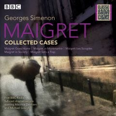 Georges Simenon - Maigret Collected Cases - Audiobook