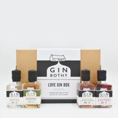 Gin Bothy Love Gin Box