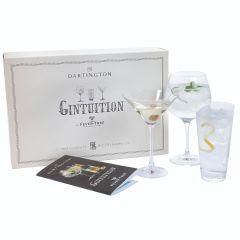 Dartington - Gintuition - Three Glass Gift Set