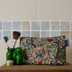 Golden Lily Toiletries Bag