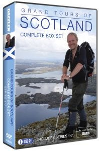 The Complete Grand Tours of Scotland