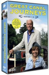 Great Canal Journeys Series 1-5