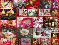 Happy Christmas Jigsaw Puzzle
