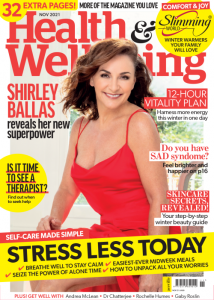 Health and Wellbeing Subscription Front Cover